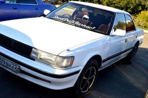Автомобиль Toyota Chaser, хорошее состояние, 1989 года выпуска, цена 110 000 руб., Барнаул