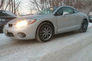 Автомобиль Mitsubishi Eclipse, хорошее состояние, 2006 года выпуска, цена 490 000 руб., Екатеринбург