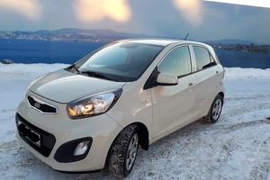 Подержанный автомобиль Kia Picanto, отличное состояние, 2012 года выпуска, цена 400 000 руб., Ступино