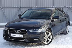 Авто Audi A4, 2014 года выпуска, цена 1 289 000 руб., Москва