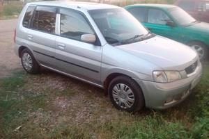 Автомобиль Mazda Demio, хорошее состояние, 2002 года выпуска, цена 150 000 руб., Оренбургская область