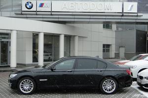 Авто BMW 7 серия, 2013 года выпуска, цена 1 990 000 руб., Москва
