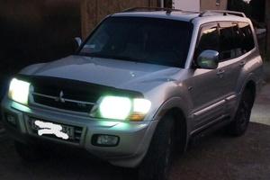 Автомобиль Mitsubishi Montero, хорошее состояние, 2001 года выпуска, цена 449 000 руб., Москва и область