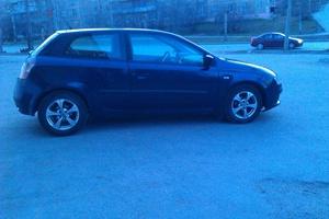 Автомобиль Fiat Stilo, битый состояние, 2002 года выпуска, цена 50 000 руб., Пермь