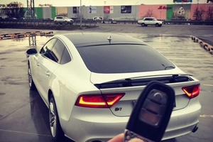 Подержанный автомобиль Audi A7, отличное состояние, 2011 года выпуска, цена 2 000 000 руб., Краснодар