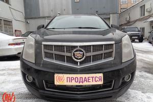 Авто Cadillac SRX, 2010 года выпуска, цена 925 000 руб., Москва