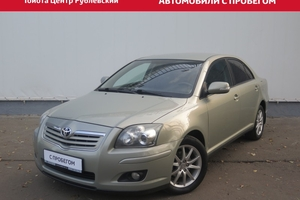 Авто Toyota Avensis, 2008 года выпуска, цена 420 797 руб., Москва