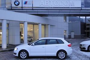 Подержанный автомобиль Audi A3, отличное состояние, 2012 года выпуска, цена 645 000 руб., Москва