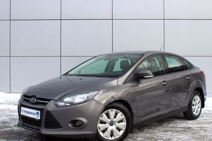 Авто Ford Focus, 2014 года выпуска, цена 629 200 руб., Москва
