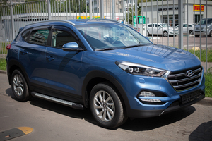 Авто Hyundai Tucson, 2016 года выпуска, цена 1 620 900 руб., Москва