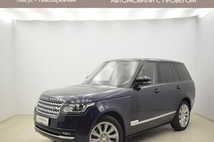 Авто Land Rover Range Rover, 2015 года выпуска, цена 4 790 000 руб., Москва