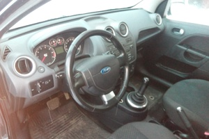 Автомобиль Ford Fiesta, отличное состояние, 2006 года выпуска, цена 210 000 руб., Миасс