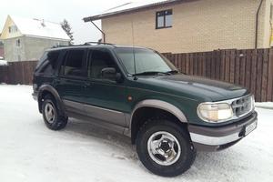 Автомобиль Ford Explorer, хорошее состояние, 1997 года выпуска, цена 210 000 руб., Петрозаводск