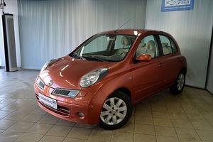 Авто Nissan Micra, 2008 года выпуска, цена 345 000 руб., Санкт-Петербург