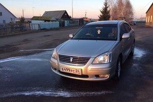 Автомобиль Toyota Premio, хорошее состояние, 2002 года выпуска, цена 385 000 руб., Красноярск