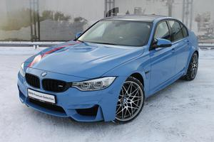 Авто BMW M3, 2016 года выпуска, цена 4 999 999 руб., Москва