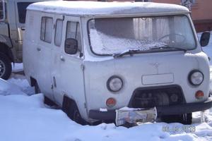 Автомобиль УАЗ 3303, хорошее состояние, 1998 года выпуска, цена 100 000 руб., Калтан