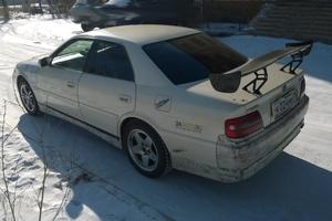 Автомобиль Toyota Chaser, хорошее состояние, 1997 года выпуска, цена 260 000 руб., Чита