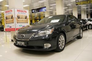 Авто Lexus ES, 2010 года выпуска, цена 985 000 руб., Москва