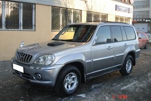 Авто Hyundai Terracan, 2003 года выпуска, цена 375 000 руб., Москва