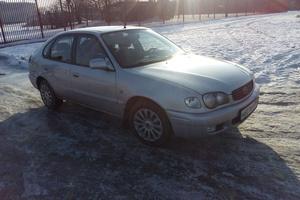 Подержанный автомобиль Toyota Corolla, хорошее состояние, 2001 года выпуска, цена 220 000 руб., Серпухов