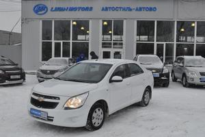 Авто Chevrolet Cobalt, 2014 года выпуска, цена 335 000 руб., Санкт-Петербург