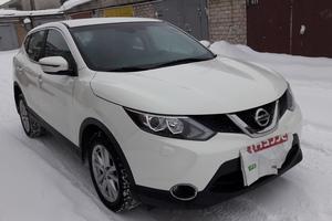 Автомобиль Nissan Qashqai, отличное состояние, 2014 года выпуска, цена 990 000 руб., Набережные Челны