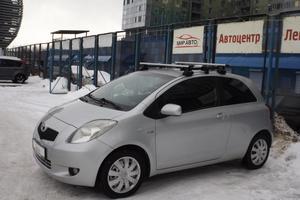 Авто Toyota Yaris, 2007 года выпуска, цена 319 700 руб., Санкт-Петербург