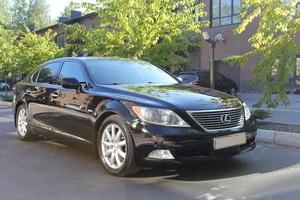 Автомобиль Lexus LS, отличное состояние, 2007 года выпуска, цена 1 300 000 руб., Брянск