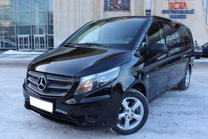 Авто Mercedes-Benz Vito, 2016 года выпуска, цена 2 999 000 руб., Москва