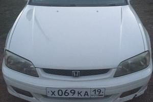 Автомобиль Honda Torneo, хорошее состояние, 1998 года выпуска, цена 240 000 руб., Черногорск