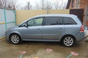 Автомобиль Opel Zafira, отличное состояние, 2007 года выпуска, цена 395 000 руб., Краснодар