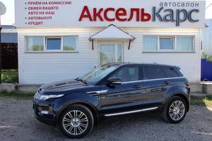 Авто Land Rover Range Rover Evoque, 2012 года выпуска, цена 1 699 000 руб., Киров