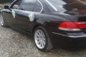 Подержанный автомобиль BMW 7 серия, отличное состояние, 2007 года выпуска, цена 750 000 руб., ао. Ханты-Мансийский Автономный округ - Югра