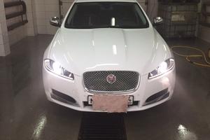 Автомобиль Jaguar XF, отличное состояние, 2014 года выпуска, цена 1 700 000 руб., Челябинск