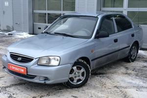 Авто Hyundai Accent, 2008 года выпуска, цена 195 000 руб., Казань