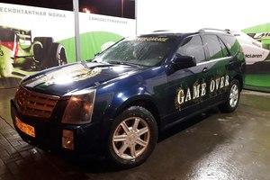 Автомобиль Cadillac SRX, хорошее состояние, 2004 года выпуска, цена 300 000 руб., Сергиев Посад