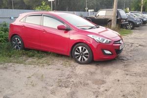 Подержанный автомобиль Hyundai i30, отличное состояние, 2013 года выпуска, цена 650 000 руб., Жуковский