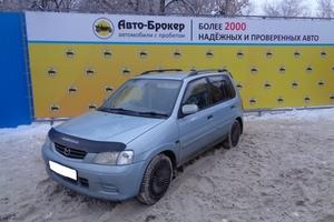 Авто Mazda Demio, 2000 года выпуска, цена 165 000 руб., Самара