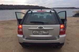 Подержанный автомобиль Kia Sportage, отличное состояние, 2010 года выпуска, цена 555 000 руб., Серпухов