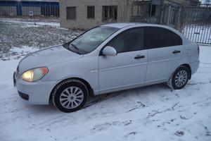 Авто Hyundai Verna, 2006 года выпуска, цена 279 000 руб., Санкт-Петербург