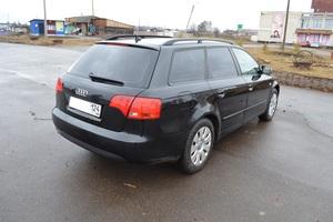 Подержанный автомобиль Audi A4, отличное состояние, 2007 года выпуска, цена 460 000 руб., Красноярск