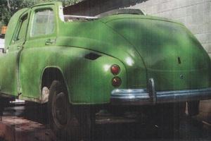 Подержанный автомобиль ГАЗ М-20 Победа, хорошее состояние, 1953 года выпуска, цена 300 000 руб., Магнитогорск