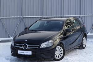 Авто Mercedes-Benz A-Класс, 2013 года выпуска, цена 889 000 руб., Москва