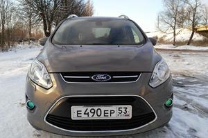Автомобиль Ford Grand C-Max, отличное состояние, 2012 года выпуска, цена 650 000 руб., Новгородская область