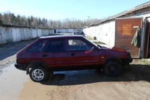 Автомобиль ВАЗ (Lada) 2109, среднее состояние, 1996 года выпуска, цена 50 000 руб., Смоленск
