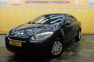Авто Renault Fluence, 2012 года выпуска, цена 410 000 руб., Москва
