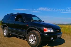 Автомобиль Chevrolet Blazer, отличное состояние, 1998 года выпуска, цена 300 000 руб., Московская область