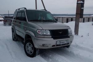 Автомобиль УАЗ Patriot, отличное состояние, 2010 года выпуска, цена 420 000 руб., Коломна