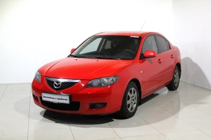 Авто Mazda 3, 2008 года выпуска, цена 325 000 руб., Москва